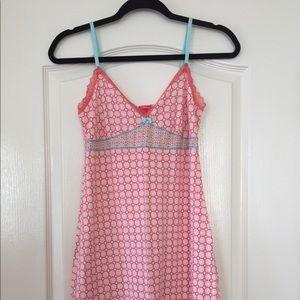 Pajama Dress